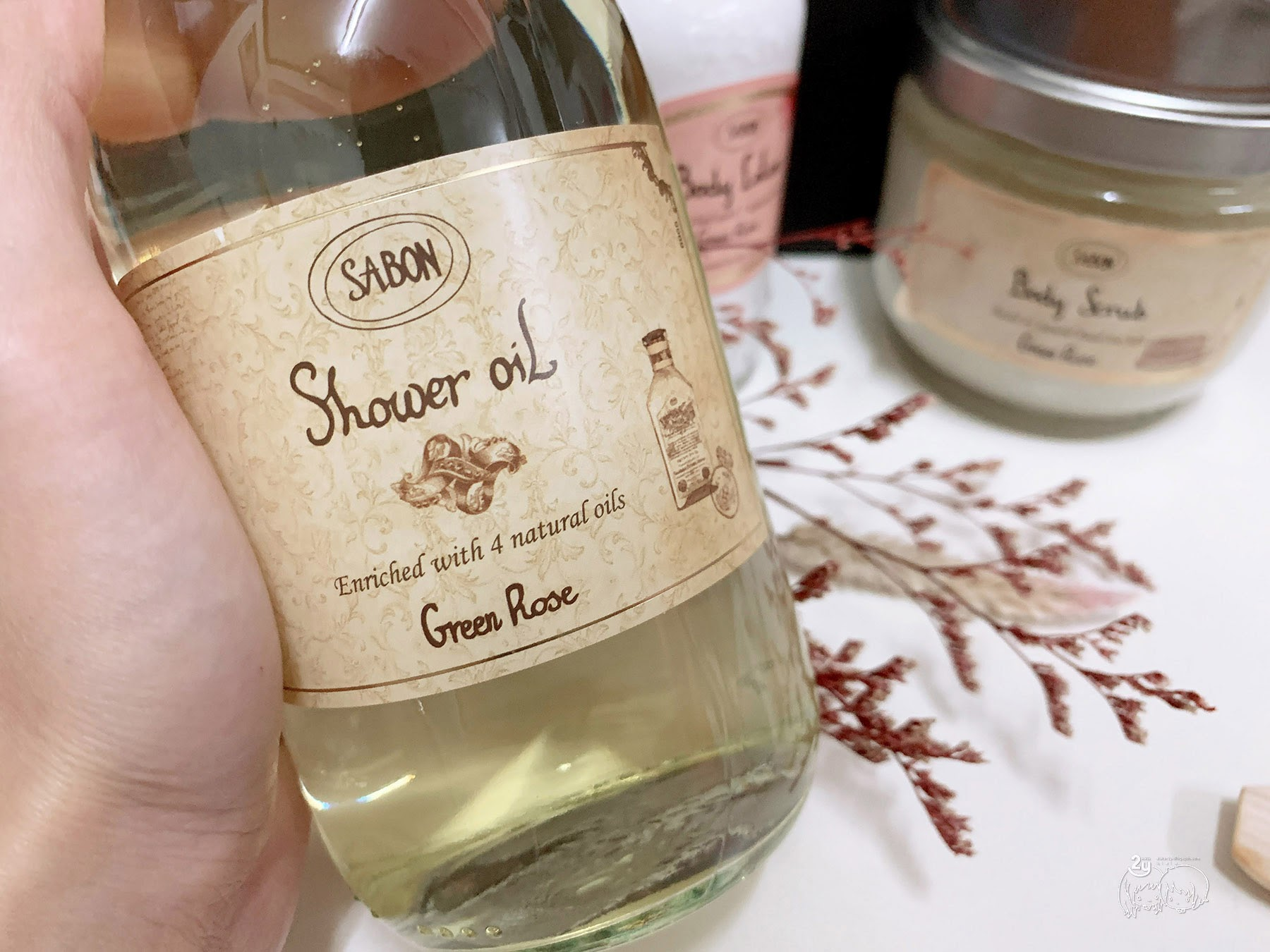 美妝保養|開箱 SABON  萬年不敗的香氛身體磨砂膏|一週一次讓肌膚細緻滑嫩|天然頂級保養香氛