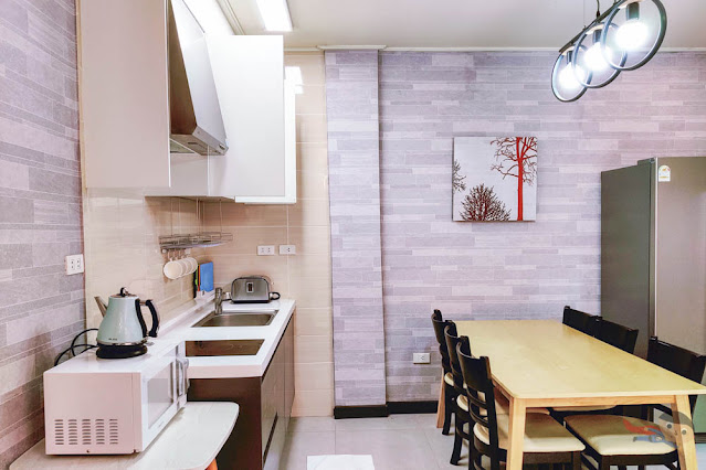 Alternate view of Kitchen and Dining of ON Villas, The Pad