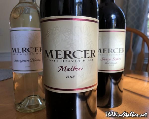 Mercer Malbec 2015