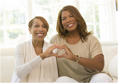 Queen Latifah Tells Black Women How to Protect Their Hearts