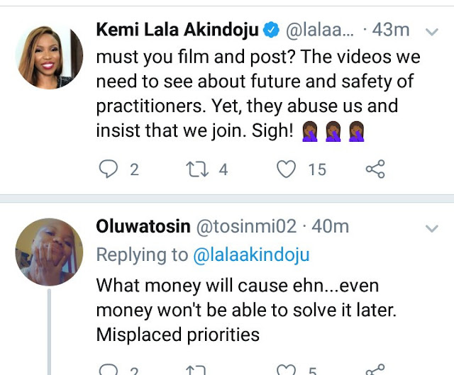 See How Actors Guild of Nigeria Responded to Lala Over Visit To Regina Daniels