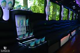 Price for limo and bus rental