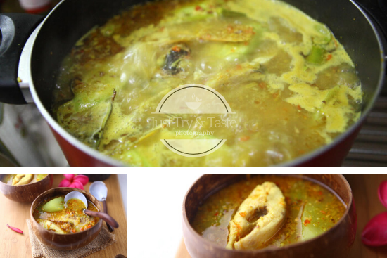 Resep Sup Ikan Bali JTT