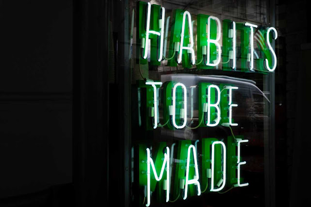 Habit-Sticking: Proven ways to stick to a particular habit or a routine
