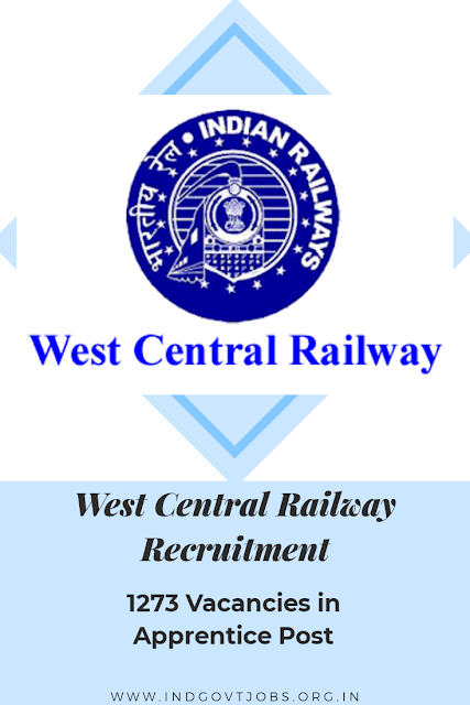 West Central Railway Recruitment