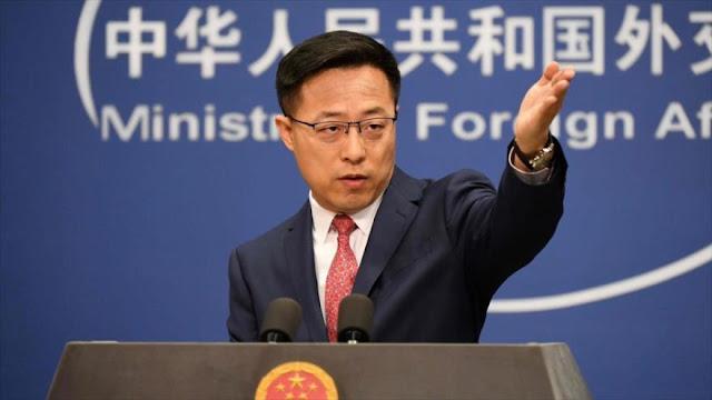 """China a EEUU: cualquier """"desconexión arbitraria"""" no es realista"""