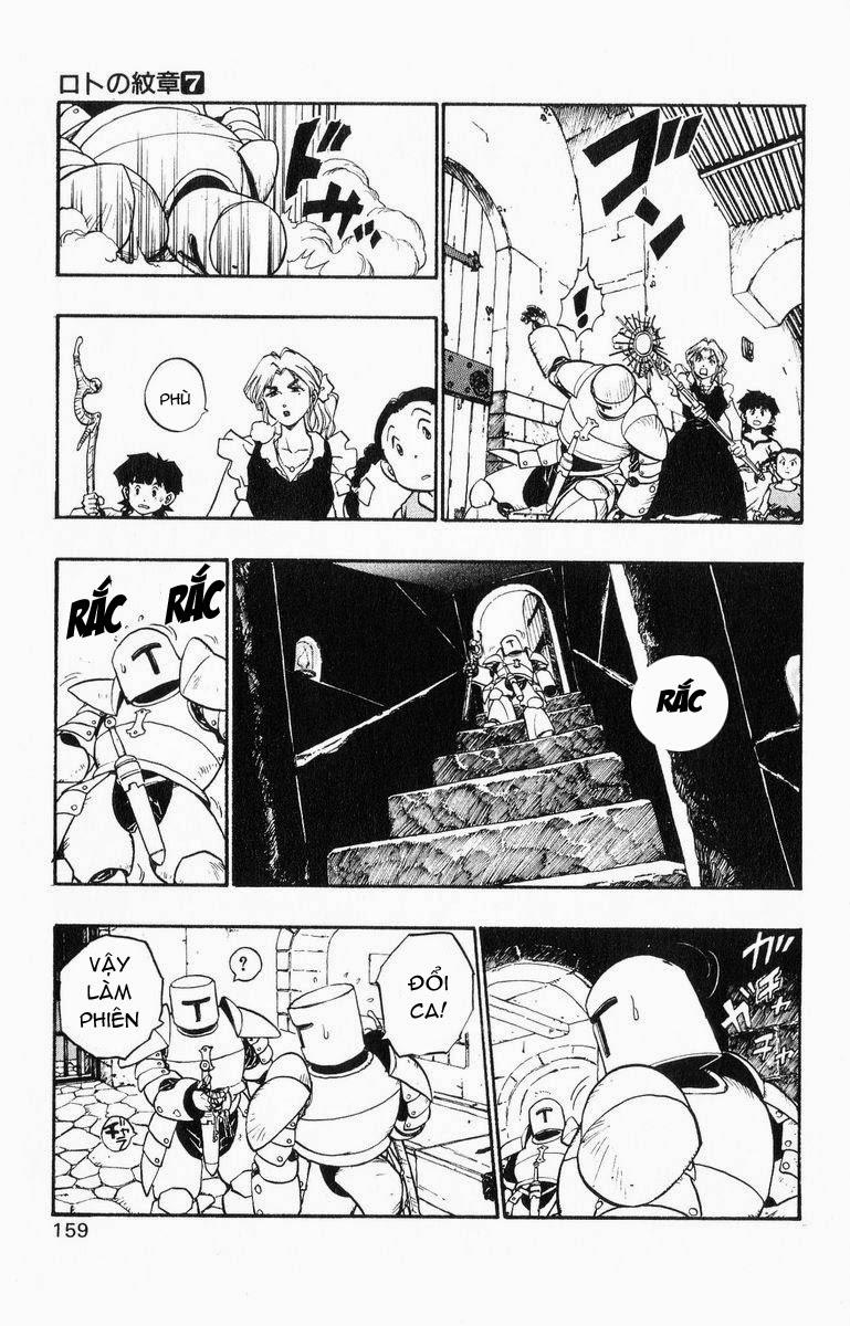 Dragon Quest: Emblem of Roto chapter 25 trang 47