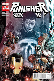 Punisher War Zone #2 Cover