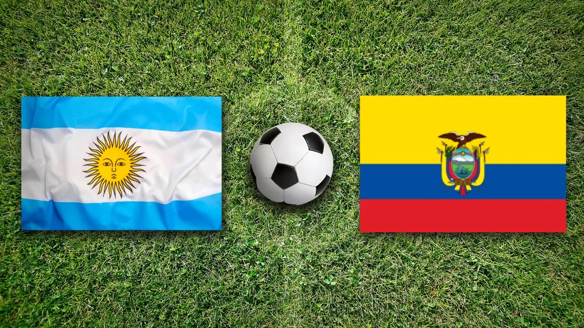 بث مباشر مباراة الارجنتين والاكوادور