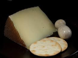 Manchego is delivered in the La Mancha district of torment