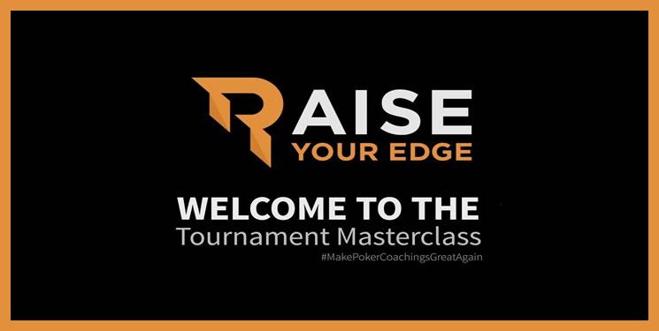 Poker Raise Your Edge: Tournament MasterClass Download Grátis