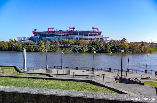 Nissan Stadium, Nashville