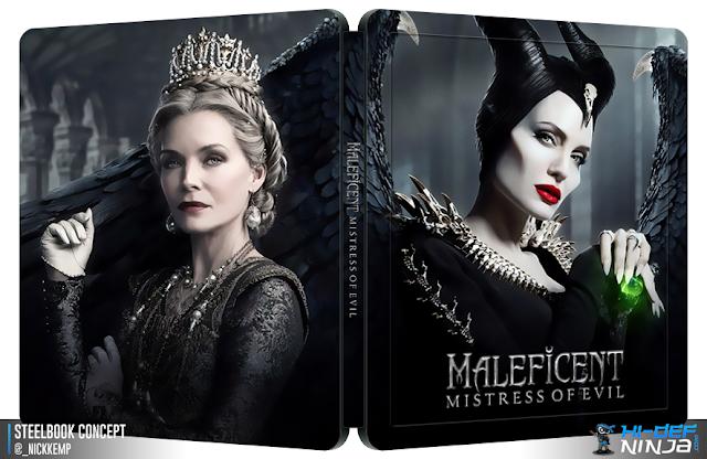✅ Maleficent 2: Mistress of Evil (2019) ✅ Hindi [Dual Audio] 720p 480p HD CamRip | Full Movie
