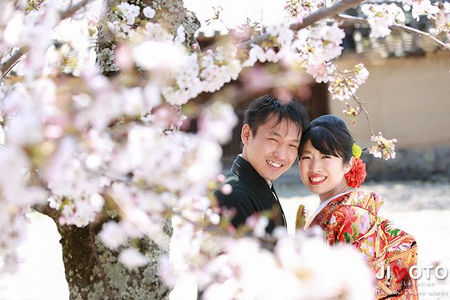 地元での前撮りロケーション撮影|もうひとつの結婚式
