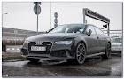 Are Audi WINDOWS Factory TINT