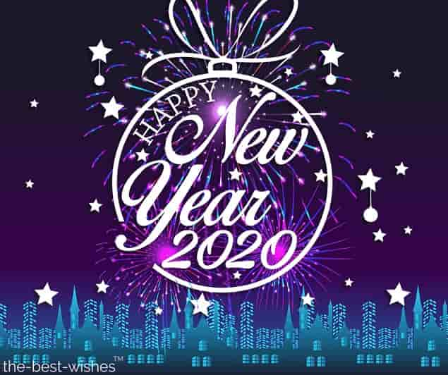 happy new year elegant images