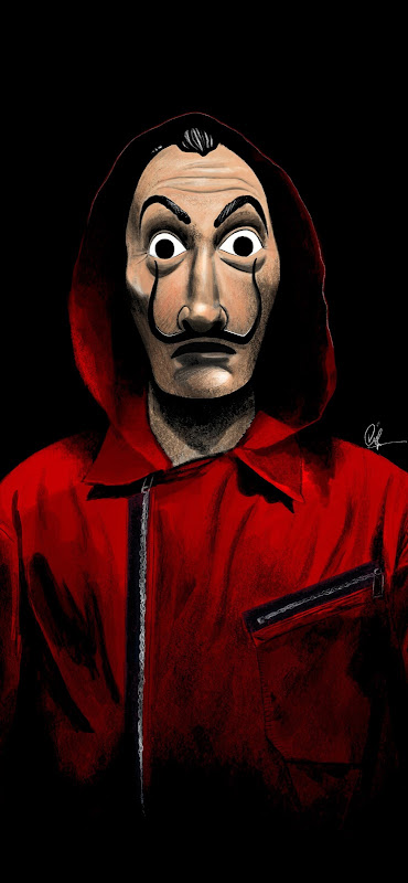 la casa de papel money heist