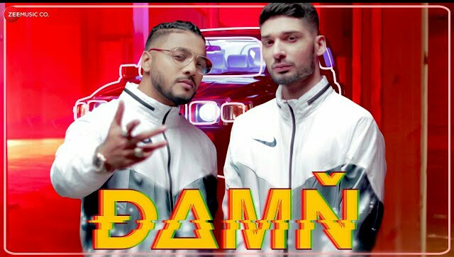Raftaar Song | Damn Lyrics | Feat Krsna | Mr. Nair | New Song 2020