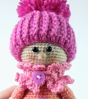 crochet hat for doll pattern