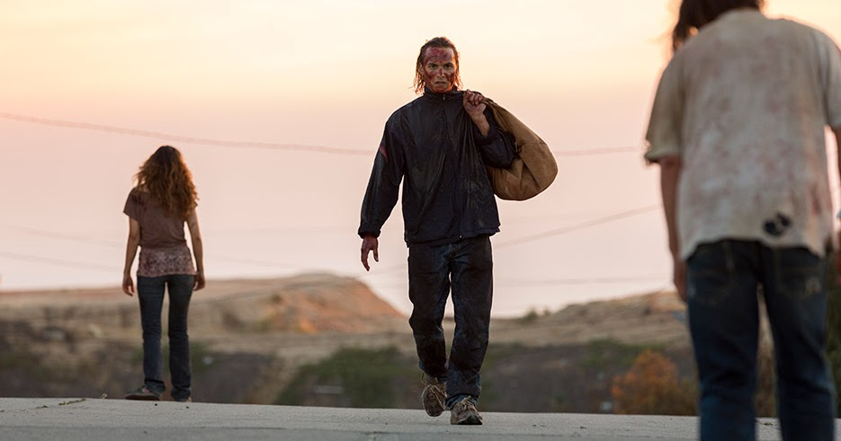Fear the Walking Dead: video per il doppio finale di stagione