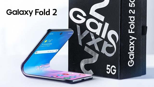 رسمياََ جالكسي فولد 2 بمواصفات عالمية وسعر خيالي |2 Galaxy Fold