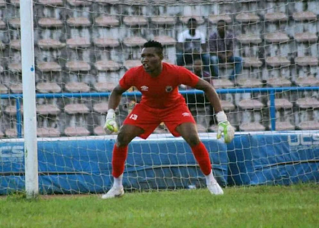 FRANKLYN AKWARI PROFILE- The Ranger that stood against Rangers International F. C.