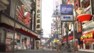 yakuza 5 remastered gameplay