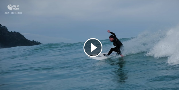 BAT TO TOKIO SURFISTAS CAST