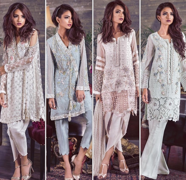Annus Abrar Enchanté Festive Collection 2016-17 | Pakistani Party Wear Fashion