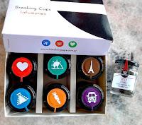Breaking Cups nace de la pasión entre infusiones y viajes
