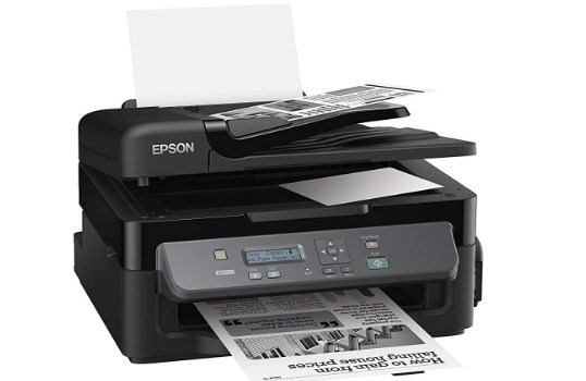 PRINTER EPSON M200 PRINT SCAN COPY MONOCHROME