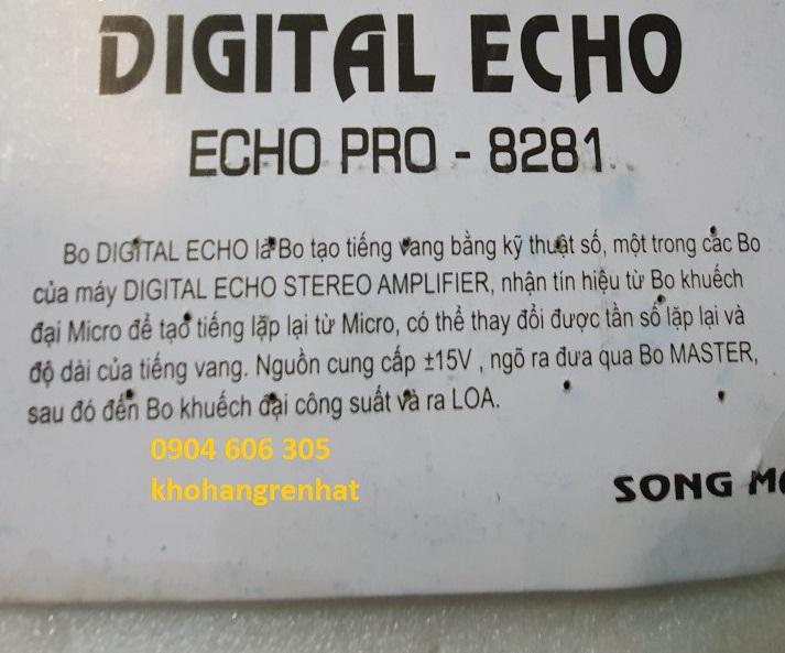 Mạch echo Song Mã
