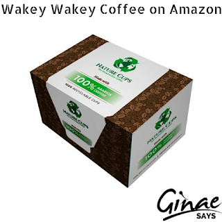 Wakey Wakey Coffee - Box of 12 Single Serve K Cups