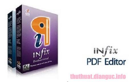 Download Infix PDF Editor Pro 7.4.1 Full Crack