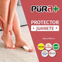 Separador-Protector Juanete, Ref. 0941 P, fabricados con Silicona, Talla Universal, de color Transp., 1 Ud, Juanete, Hallux Valgus.