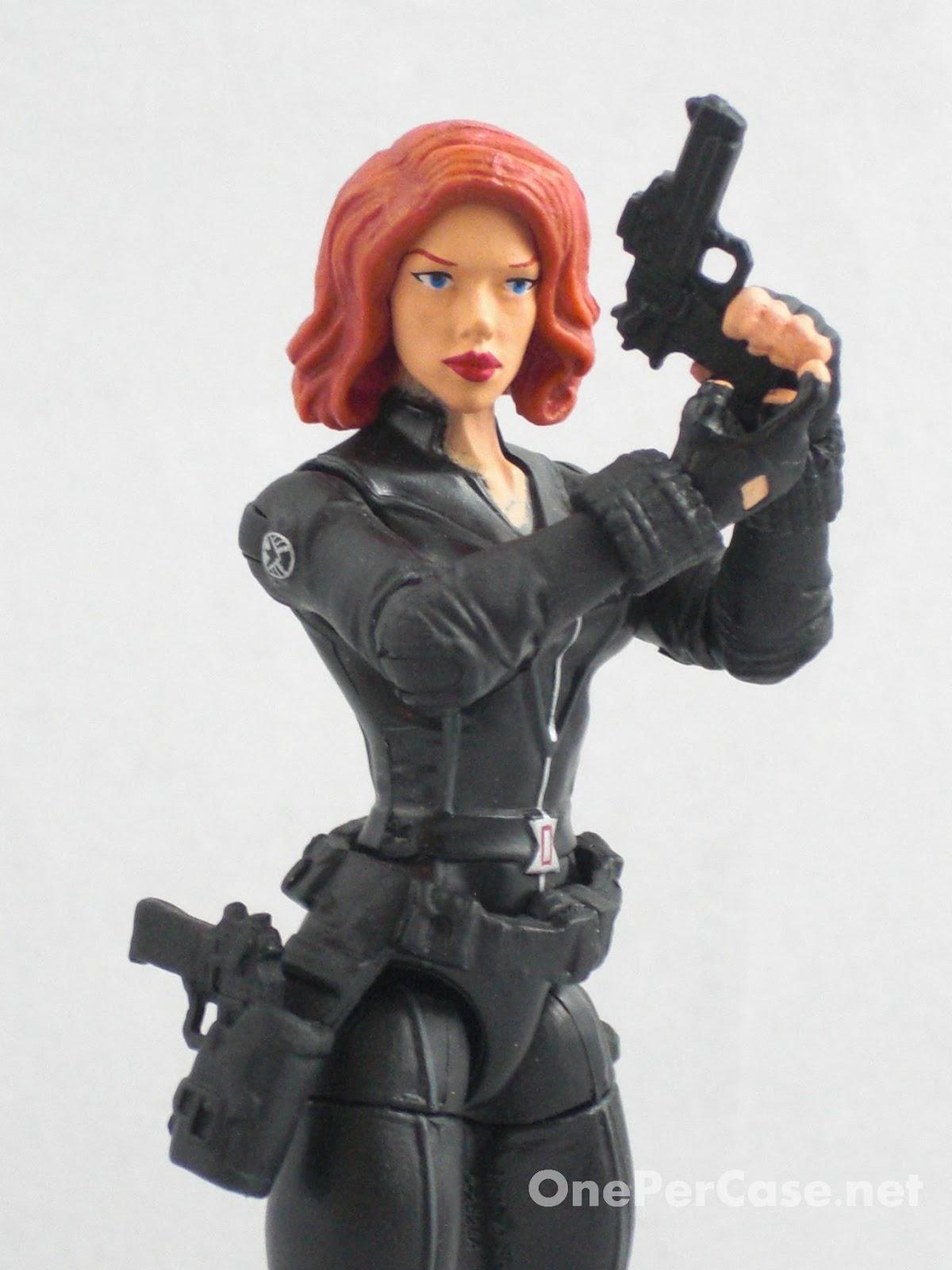 Marvel Widow Hasbro Black