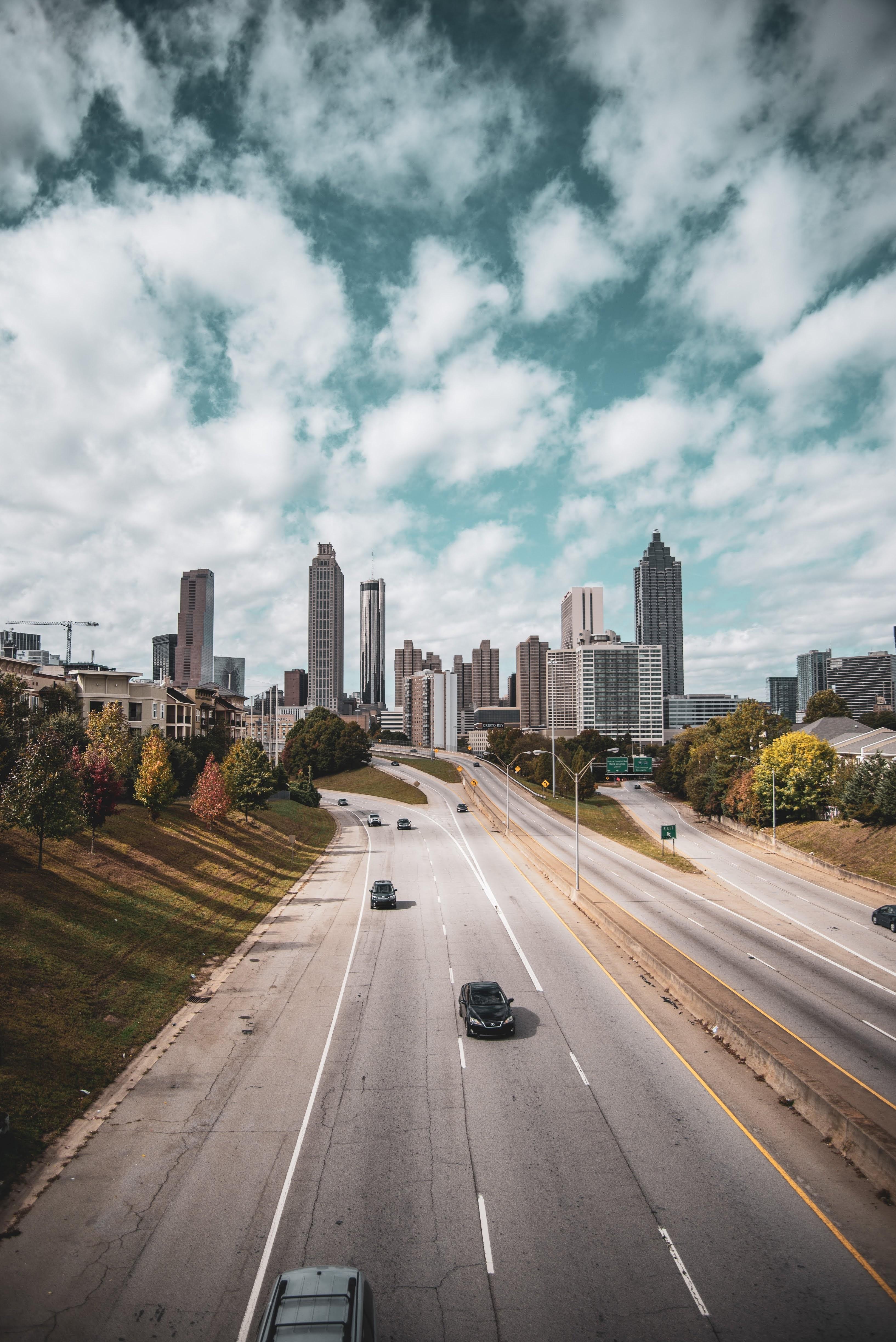 Atlanta Skyline | Photo by Ronny Sison via Unsplash