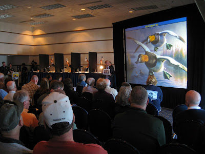 Inside the 2013 Federal Duck Stamp Contest