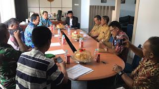 Wakil Bupati Wajo Pimpin Rapat Rencana Penataan dan Penertiban Pasar Siyo Belawa