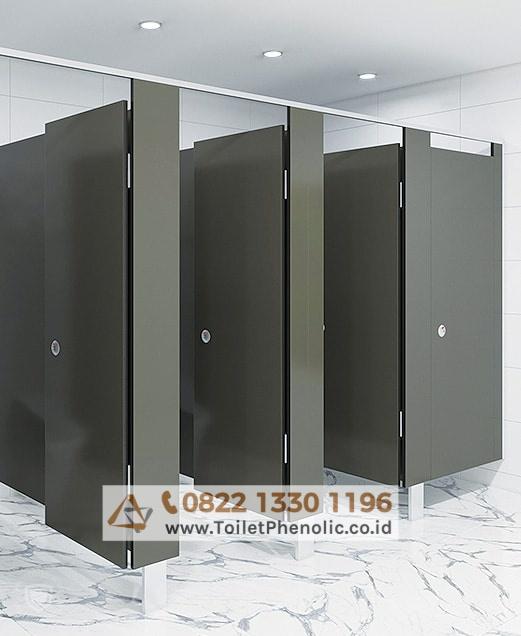 Toilet Cubicle Bogor (Partisi Kamar Mandi Phenolic) Murah
