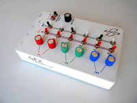 dpFX Stereo Mixer for line level signals