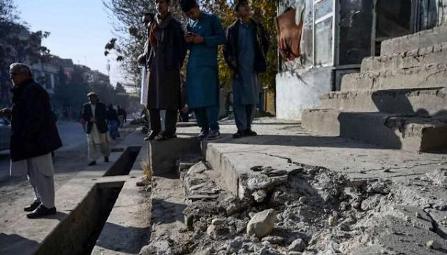 ما لا يقل عن ثمانية قتلى في سلسلة انفجارات في كابول