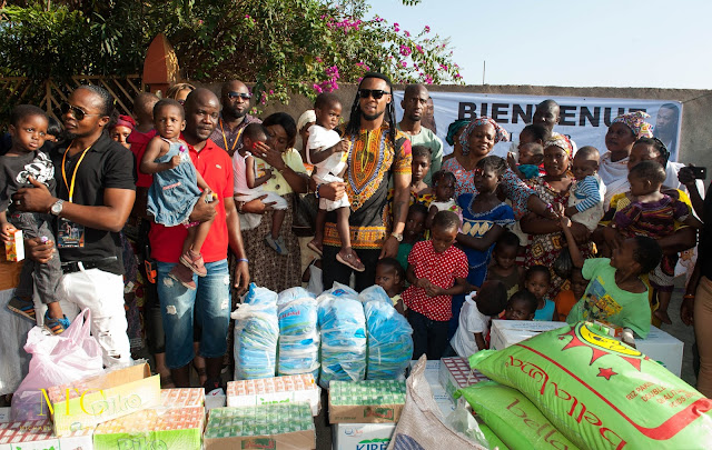 Flavour Humanitarian work in Mali
