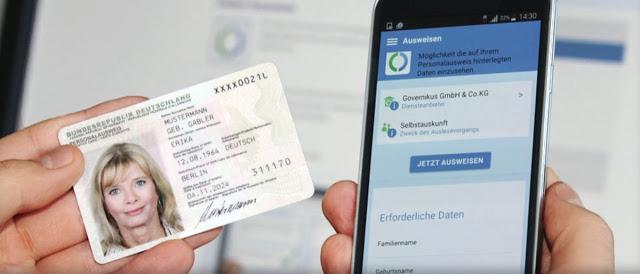 ألمانيا تسمح لمواطنيها استخدام هواتف أيفون بنظام IOS 13 بدلا من بطاقات التعريف