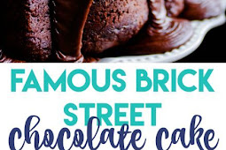Famous Brick Street Chocolate Cake (Almost)