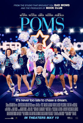 Poms |2019| |DVD| |NTSC| |R1| |Latino|