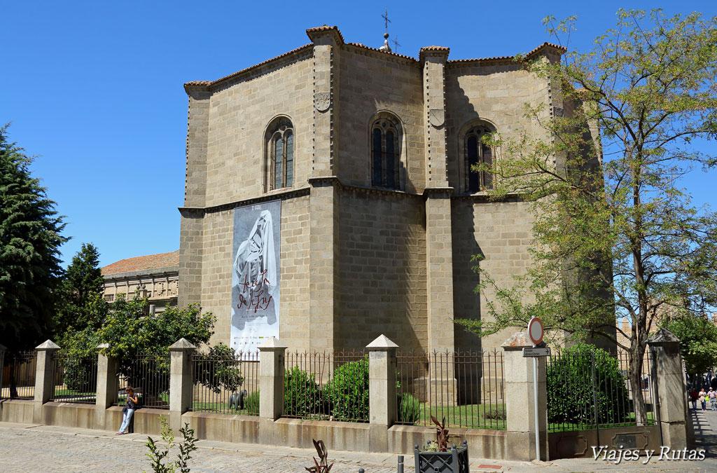 capilla de Mosén Rubi, Avila