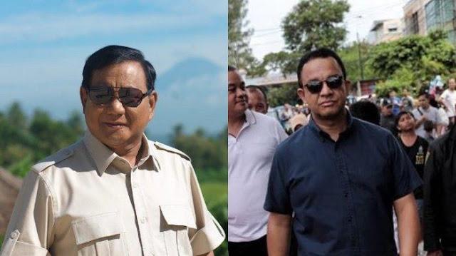 Menakar Spekulasi Prabowo Versus Anies di Pilpres 2024