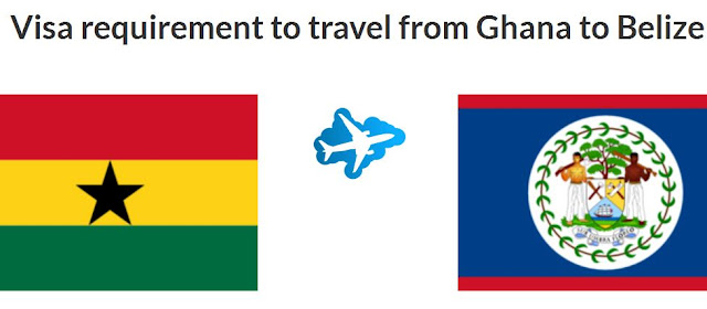 Travel from Ghana to Belize is Visa Free but...?