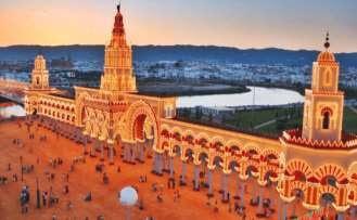 Masjid Cordoba di Spanyol
